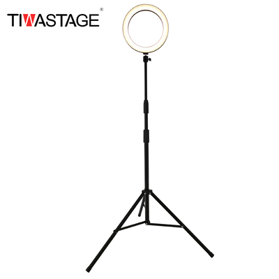 livestream stand tiktok stand with 26cm led ring light