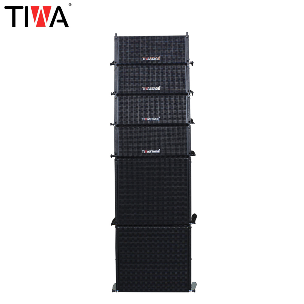 Tiwa La206 Professional Line Array Speaker Passive Speaker